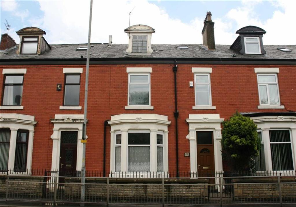5 Bedrooms Terraced House for sale in 213, Manchester Road, Deeplish, Rochdale, OL11