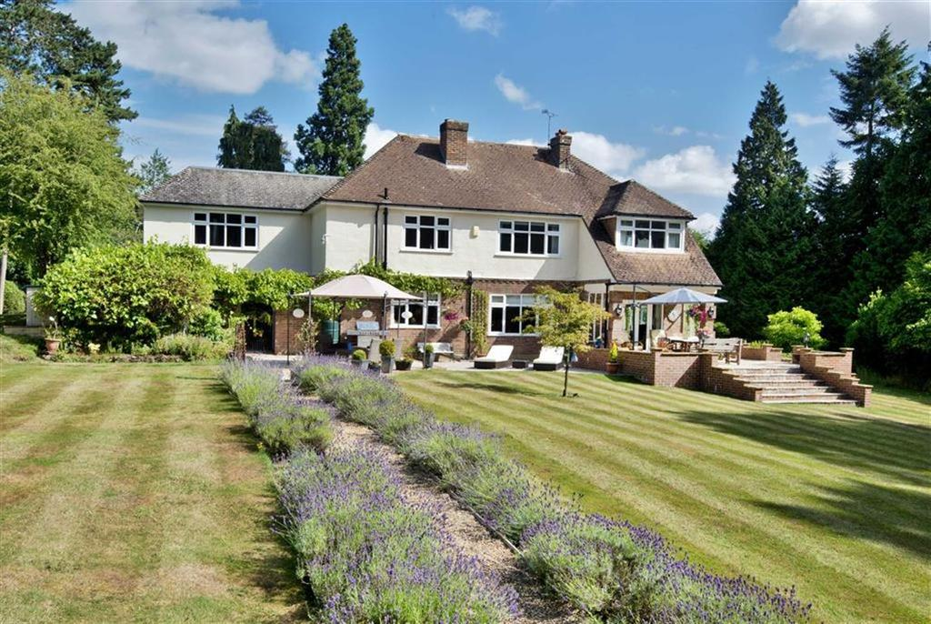 5 Bedrooms Detached House for sale in Ightham, Kent