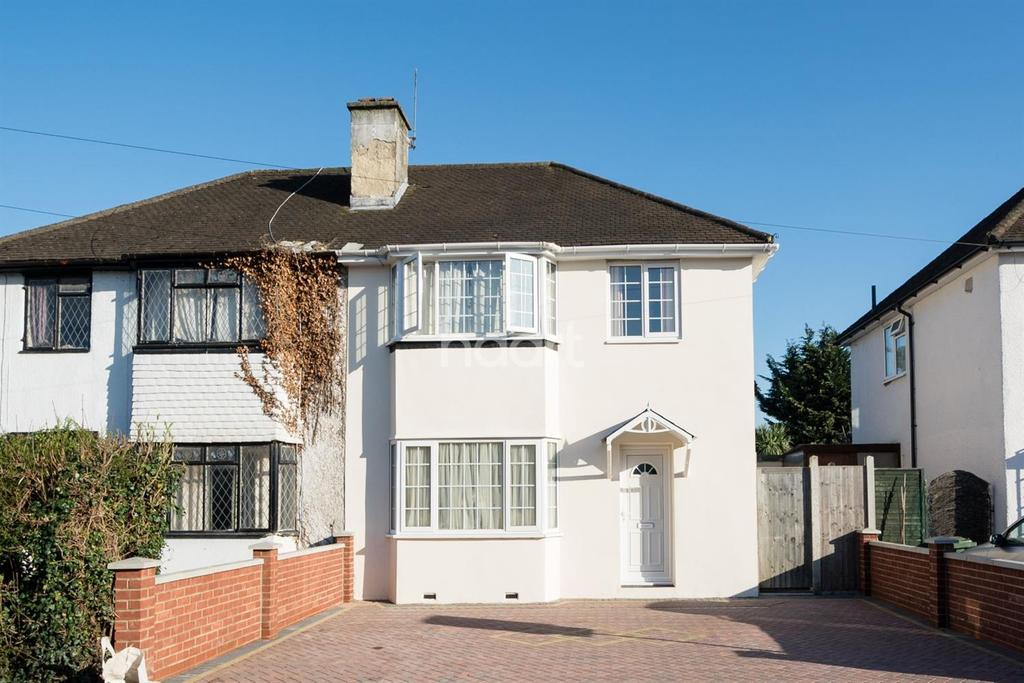 3 Bedrooms Semi Detached House for sale in Morello Avenue, Hillingdon