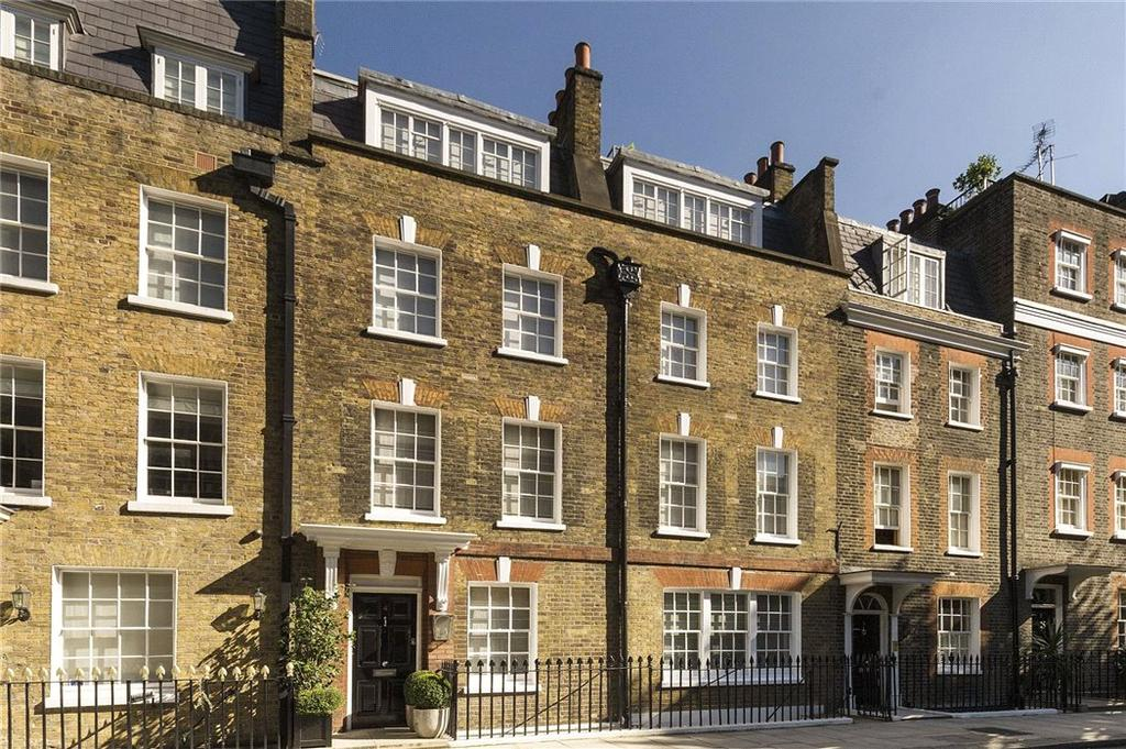 8 Bedrooms Terraced House for sale in Buckingham Place, Westminster, London, SW1E