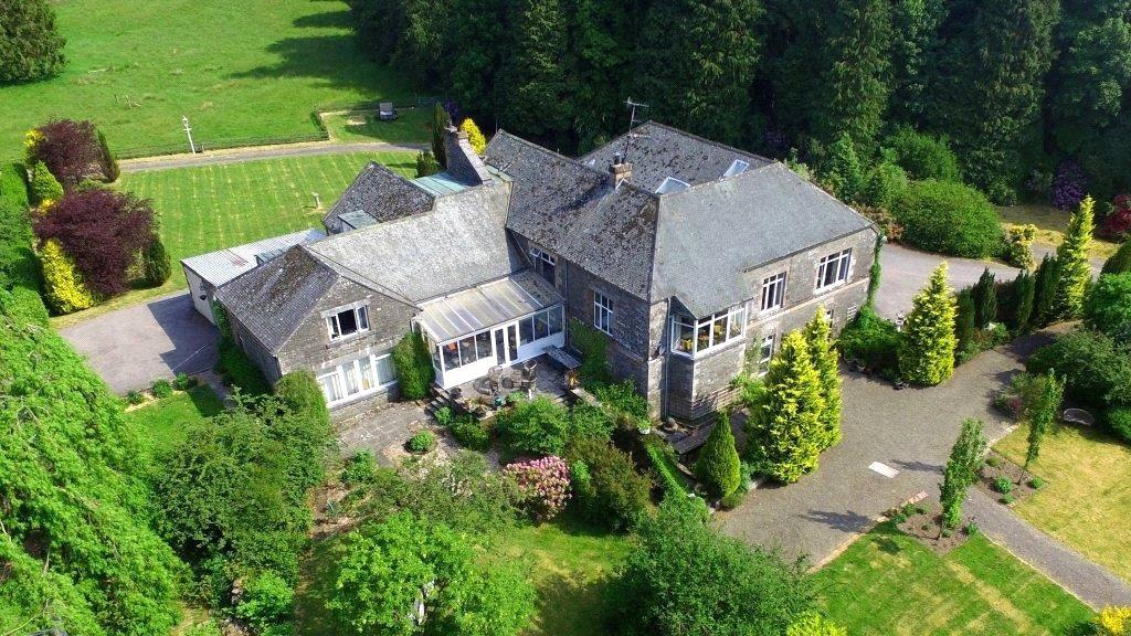 7 Bedrooms Detached House for sale in Balmaghie House, Balmaghie, Castle Douglas, Dumfries and Galloway, DG7