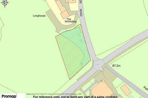 Plot for sale - Penponds, Camborne, Cornwall, TR14