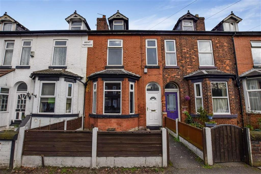 3 Bedrooms Terraced House for sale in Bent Terrace, Urmston, Manchester