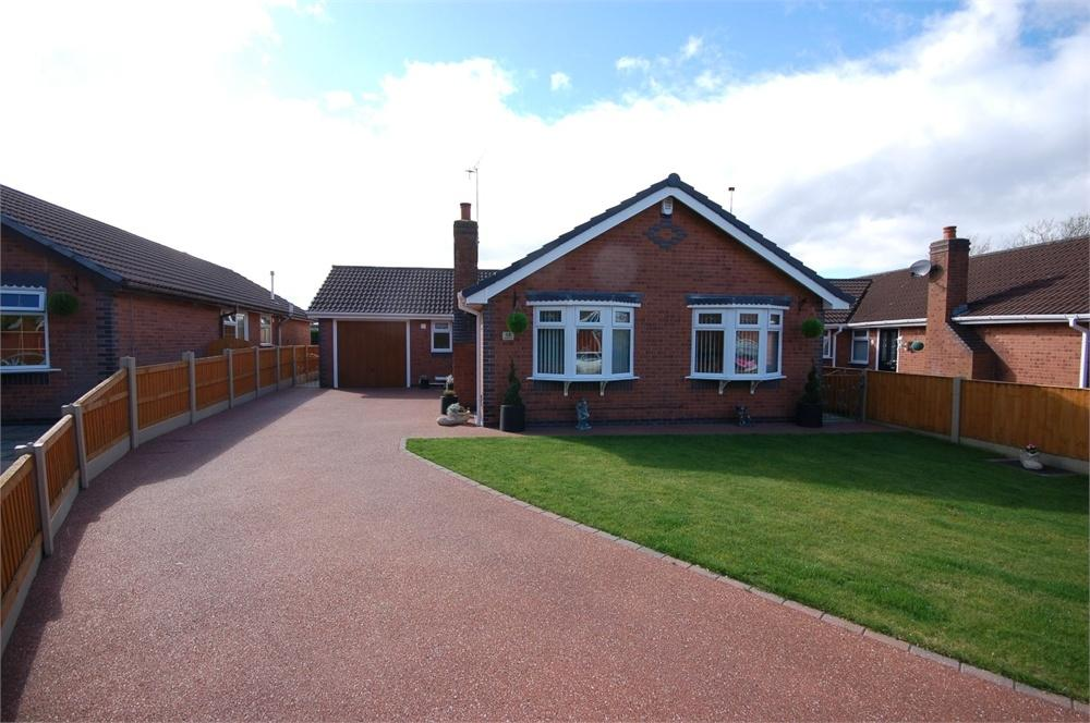 3 Bedrooms Detached Bungalow for sale in Applecorn Close, Sutton Leach, St Helens, Merseyside