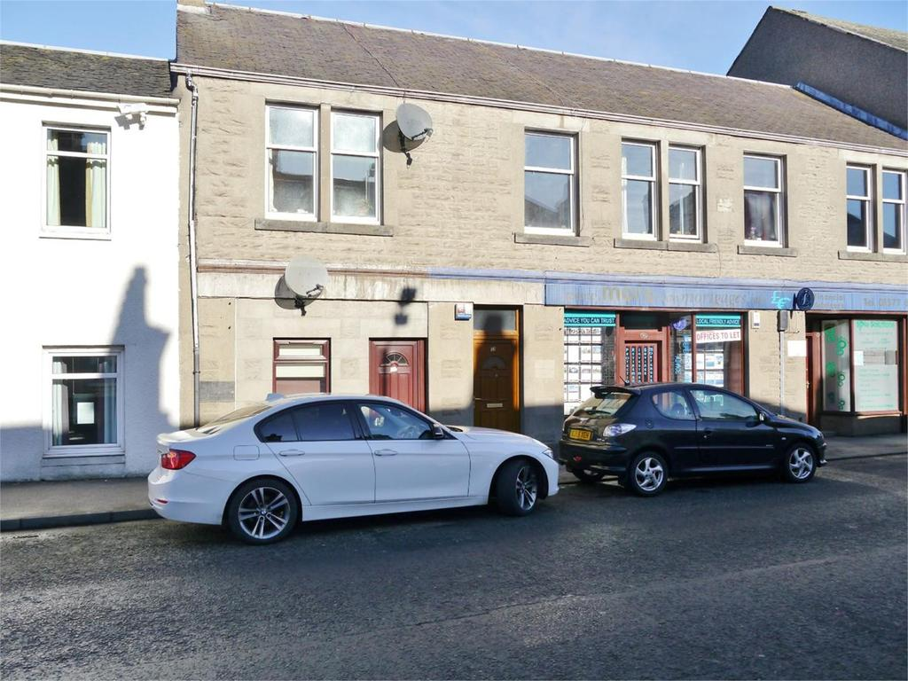 1 Bedroom Ground Flat for sale in 33a New Road, Milnathort, Kinross-shire