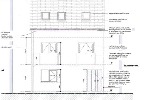 4 bedroom detached house for sale - Plot adjoining No.7 Lon Abererch, Pwllheli