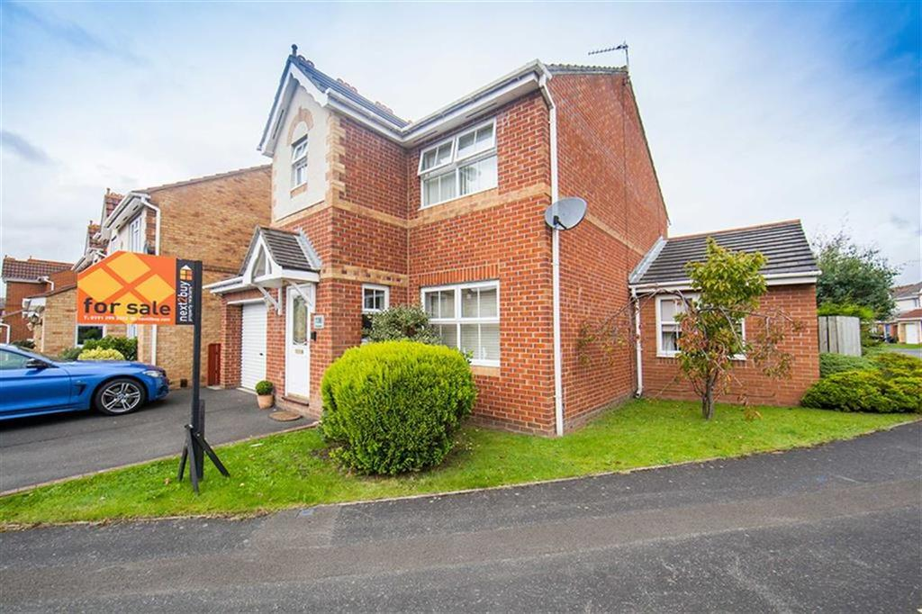 4 Bedrooms Detached House for sale in Holyfields, West Allotment, Tyne And Wear, NE27