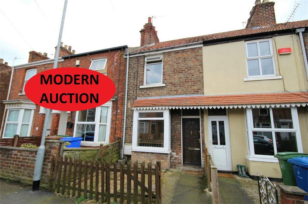2 Bedrooms Terraced House for sale in Beaver Road, Beverley, East Riding of Yorkshire