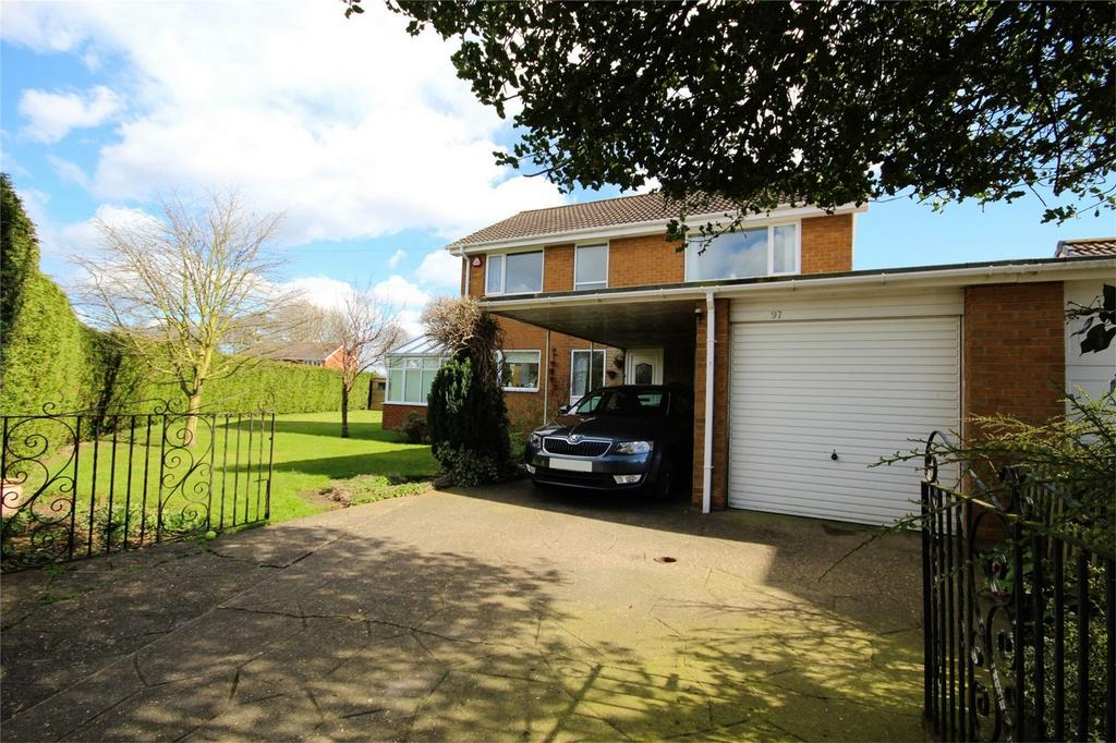4 Bedrooms Detached House for sale in The Meadows, Cherry Burton, East Riding of Yorkshire