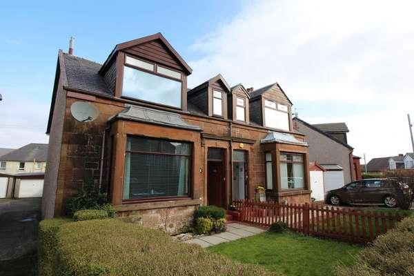 3 Bedrooms Semi-detached Villa House for sale in Clydeview, 82 Bawhirley Road, Greenock, PA15 2LT