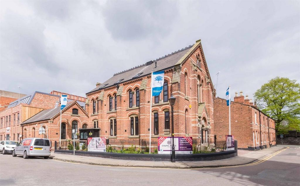 1 Bedroom Flat for sale in Apartment 10, Chapel Place, Albion Street, Chester