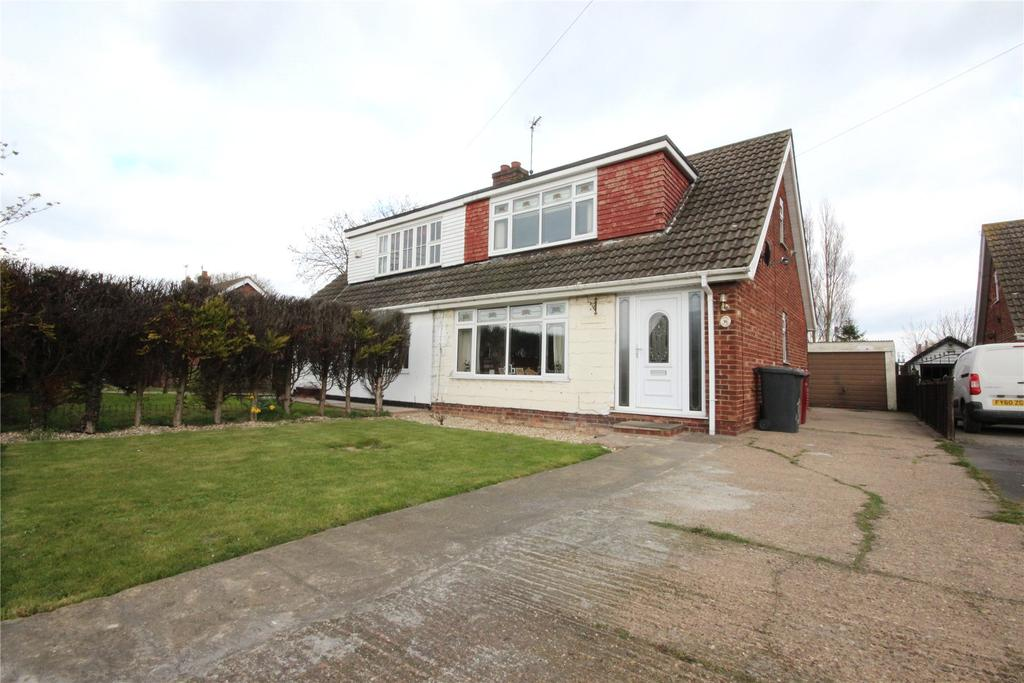 2 Bedrooms Semi Detached House for sale in Mayflower Close, South Killingholme, DN40