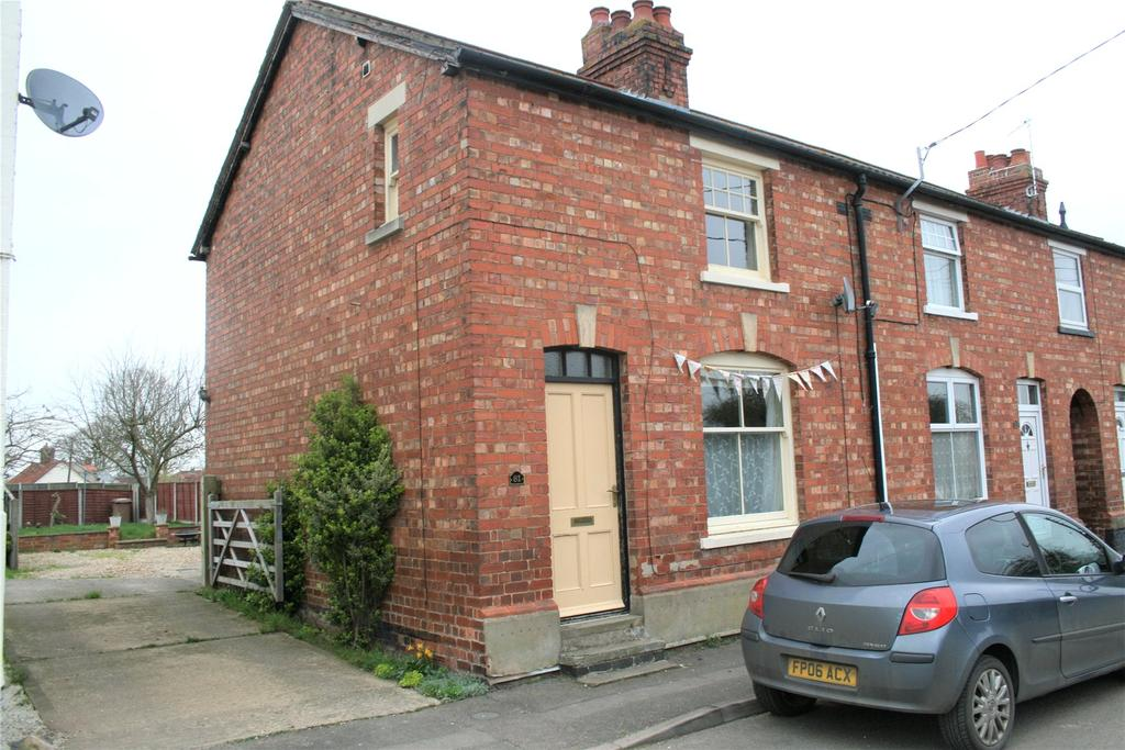3 Bedrooms Semi Detached House for sale in Cameron Street, Heckington, NG34