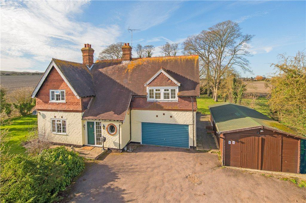 5 Bedrooms Unique Property for sale in High Street, Cheddington, Leighton Buzzard, Buckinghamshire
