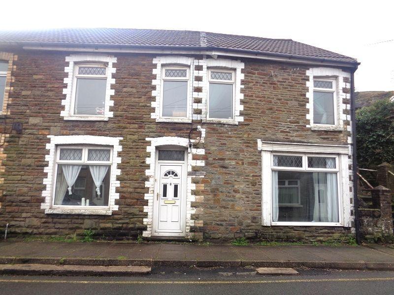 3 Bedrooms Terraced House for sale in Pant-y-gog , Pantygog, Bridgend, Bridgend.