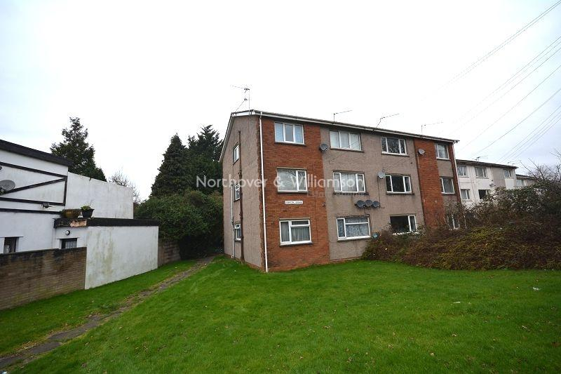 2 Bedrooms Flat for sale in New Road, Rumney, Cardiff, Cardiff. CF3