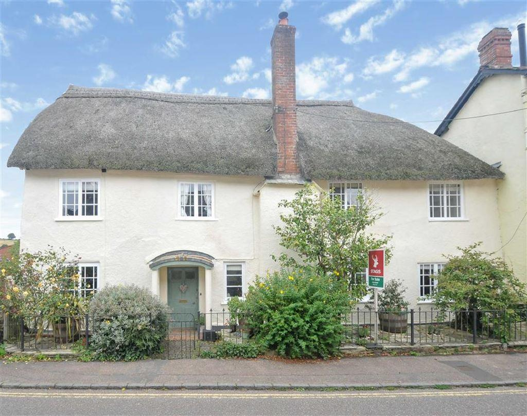 5 Bedrooms Detached House for sale in Fore Street, Silverton, Exeter, Devon, EX5