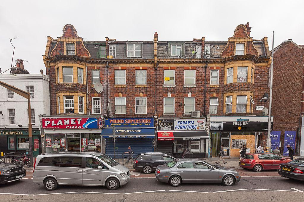 1 Bedroom Flat for sale in Kilburn High Road, Kilburn, NW6