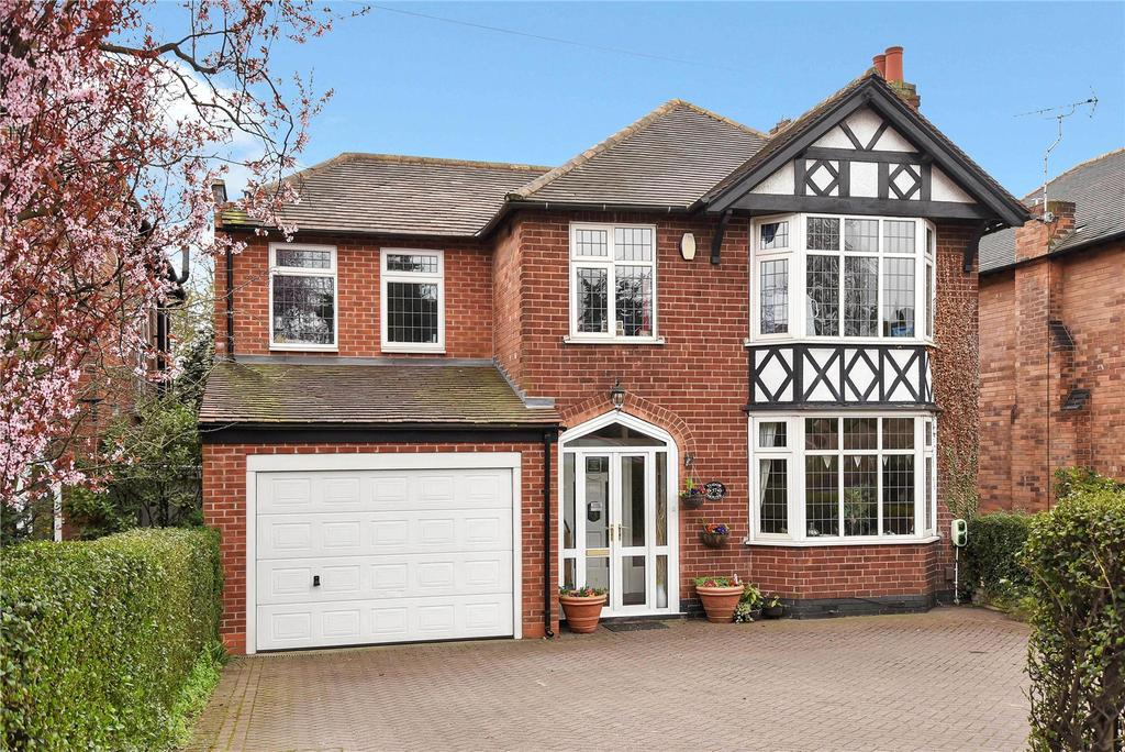 5 Bedrooms Detached House for sale in Derby Road, Beeston, Nottingham