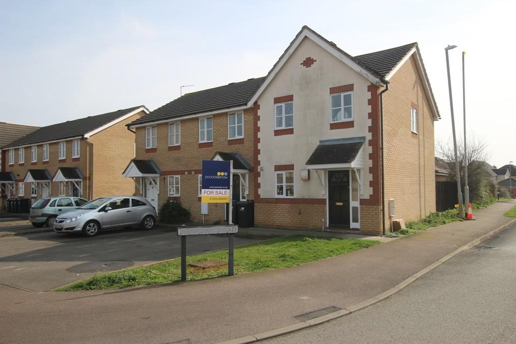 3 Bedrooms End Of Terrace House for sale in St Johns Road, Ely