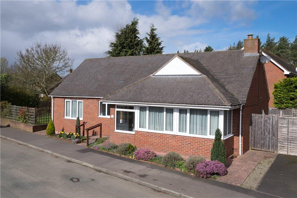 3 Bedrooms Detached Bungalow for sale in Stanton Road, Ludlow, Shropshire, SY8