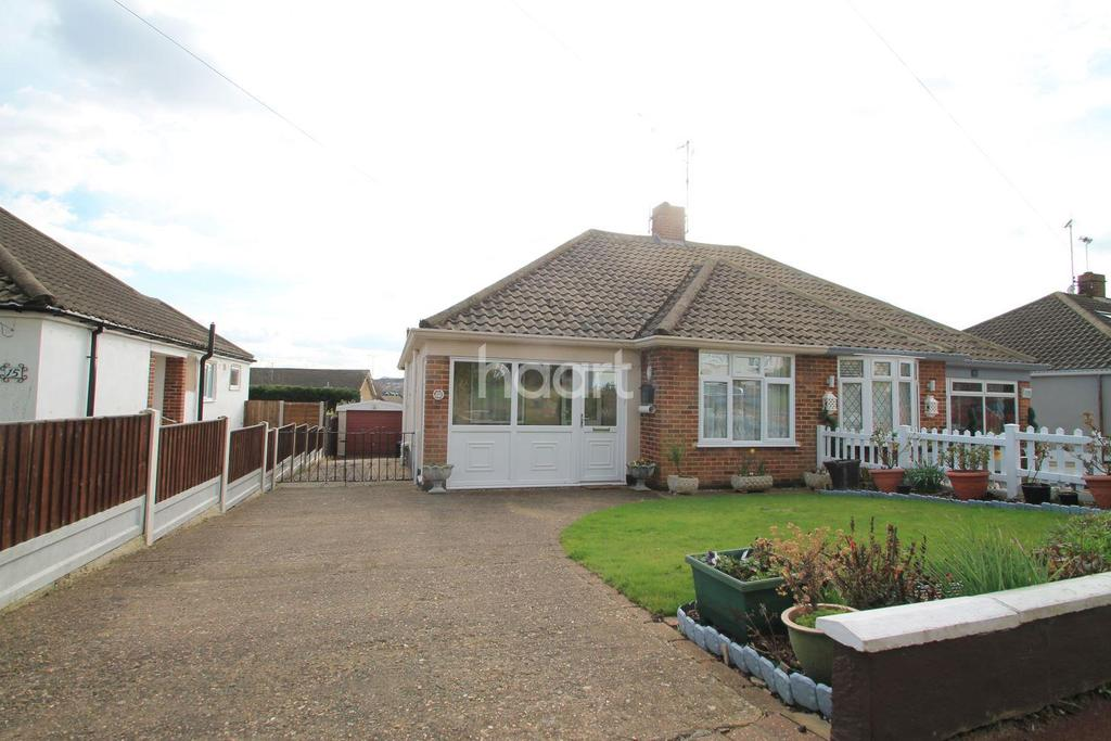 2 Bedrooms Bungalow for sale in Springwater Close, Leigh-on-sea