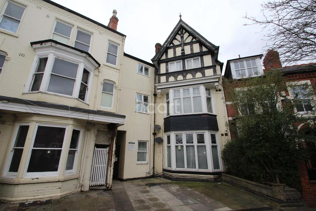 1 Bedroom Flat for sale in St Albans Road, Leicester