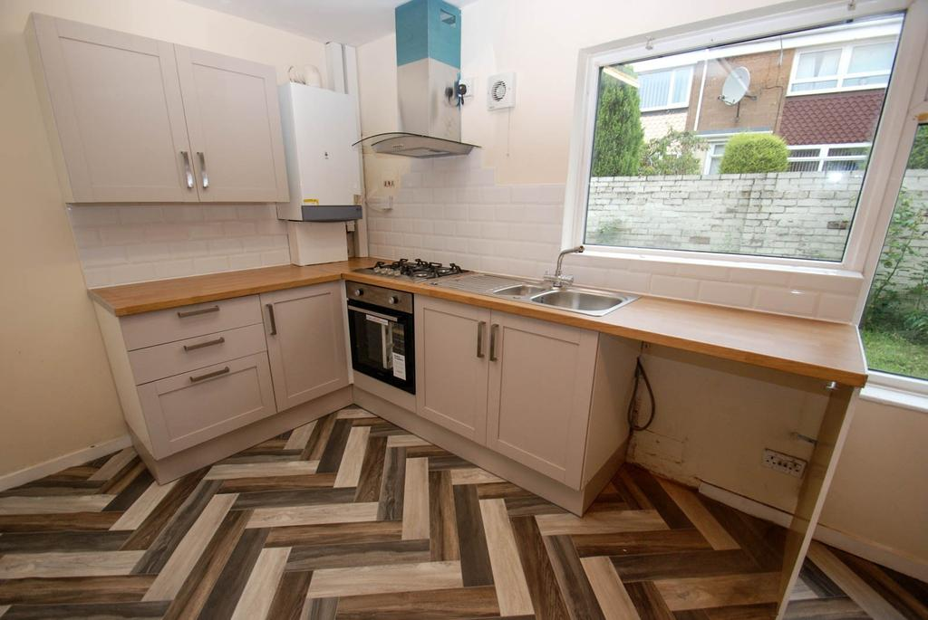3 Bedrooms Semi Detached House for sale in Brunswick Street, South Shields