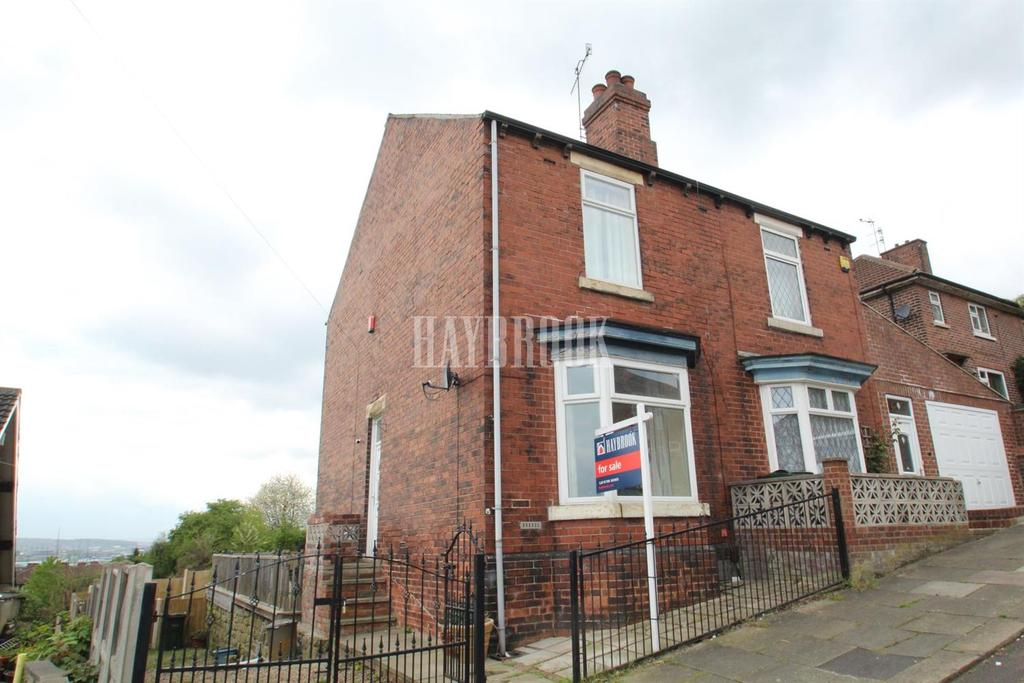 2 Bedrooms Semi Detached House for sale in Pollard Street, Kimberworth