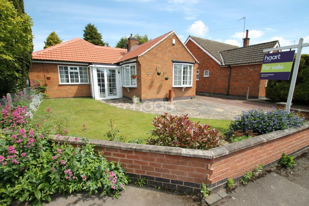 3 Bedrooms Bungalow for sale in Percy Street, Leicester