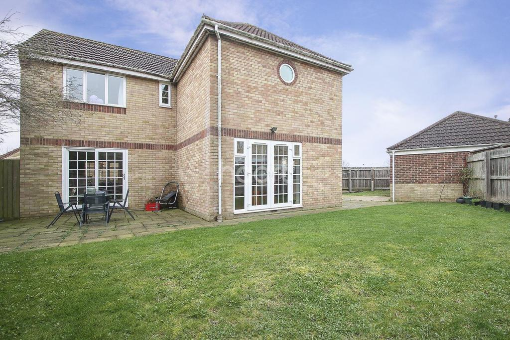 5 Bedrooms Detached House for sale in Winfold Road, Waterbeach