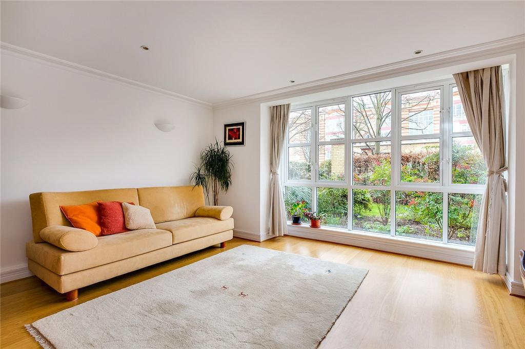 1 Bedroom Flat for sale in Oriel Drive, Harrods Village, Barnes, London