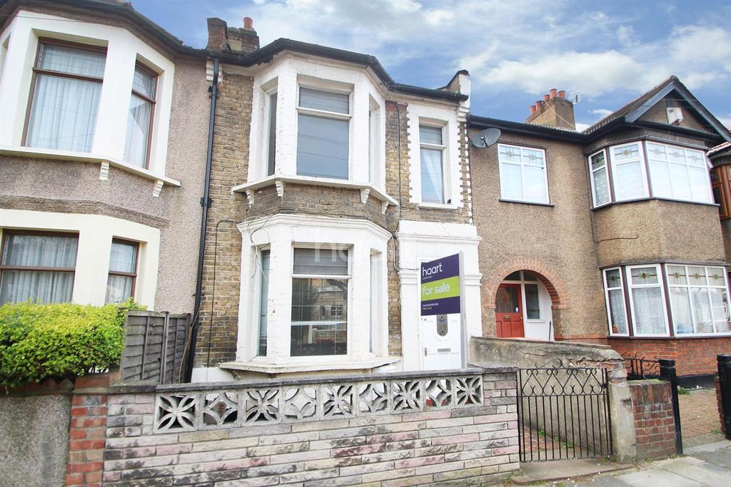 3 Bedrooms Terraced House for sale in Park Grove, London, E15