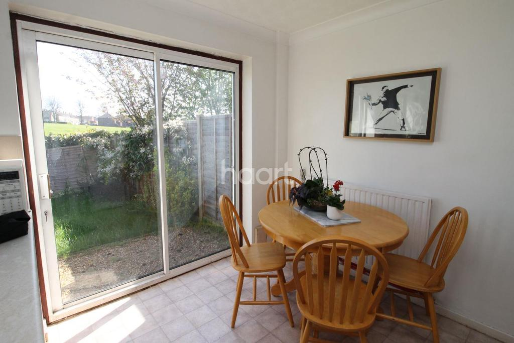 3 Bedrooms Terraced House for sale in Tennyson Way