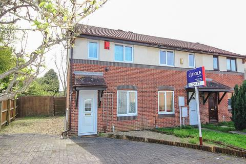 2 bedroom end of terrace house to rent - Ormonds Close, Bradley Stoke, Bristol, BS32