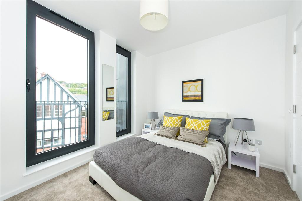 2 Bedrooms Apartment Flat for sale in B9, 2 Bed New Build Apartment, Corstorphine Road, Edinburgh, Midlothian