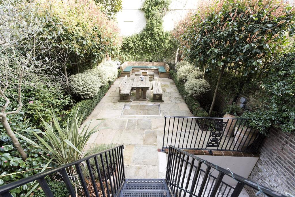 7 Bedrooms Terraced House for sale in Royal Crescent, Holland Park, London