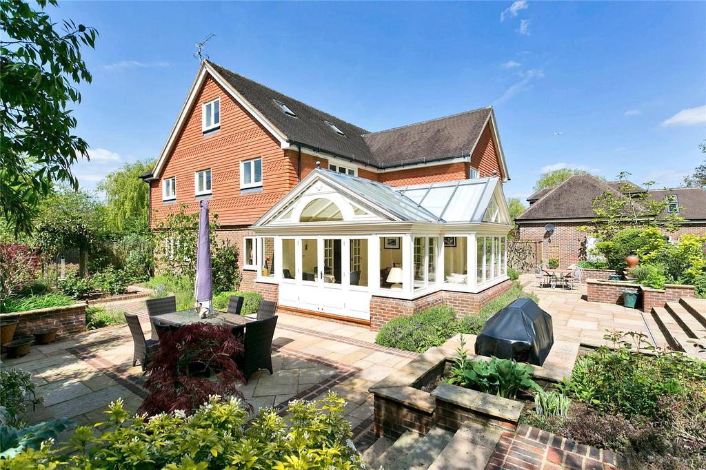 7 Bedrooms Detached House for sale in Winkfield Lane, Winkfield, Windsor, Berkshire