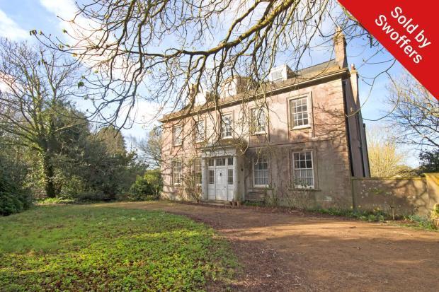 6 Bedrooms Detached House for sale in Les Vardes, St. Peter Port, Guernsey