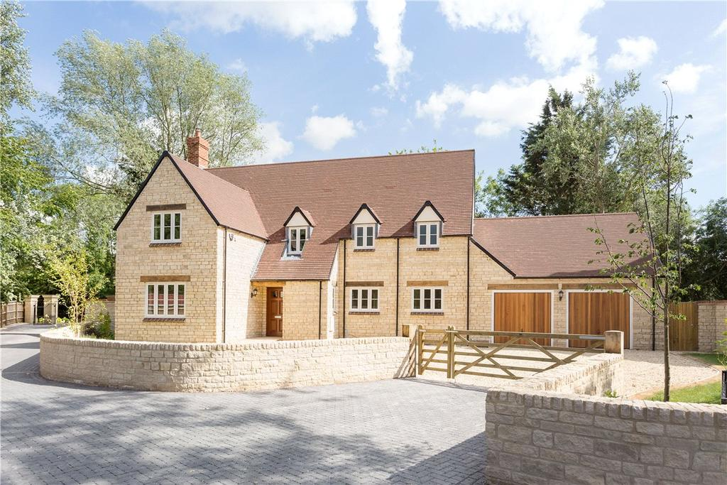 5 Bedrooms Detached House for sale in Burycroft, Lower Wanborough, Swindon, SN4