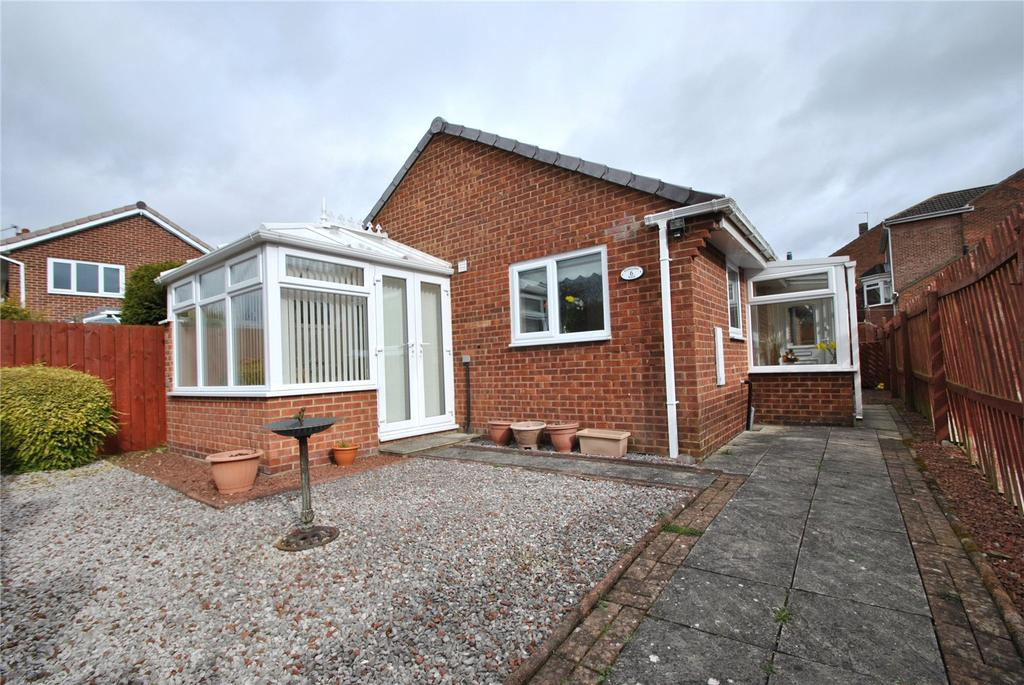 2 Bedrooms Detached Bungalow for sale in Plantation Walk, South Hetton, County Durham, DH6