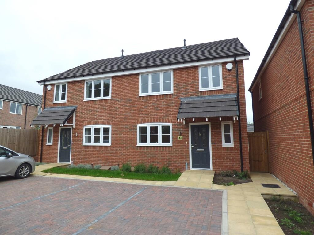 3 Bedrooms Semi Detached House for sale in Greyhound Close, Boney Road Road, Burntwood