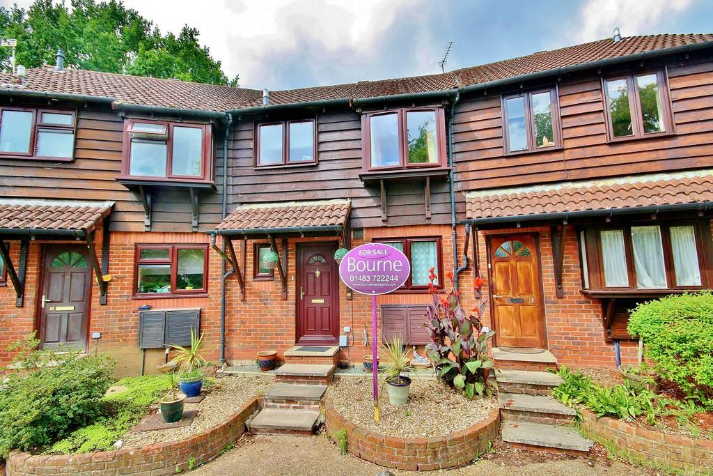 4 Bedrooms Terraced House for sale in Goldsworth Park, Woking
