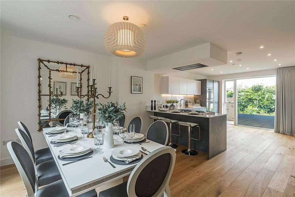 5 Bedrooms Terraced House for sale in Halo, Long Road, Cambridge, CB2