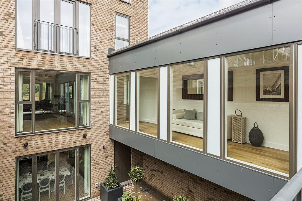 5 Bedrooms End Of Terrace House for sale in Halo, Long Road, Cambridge, CB2