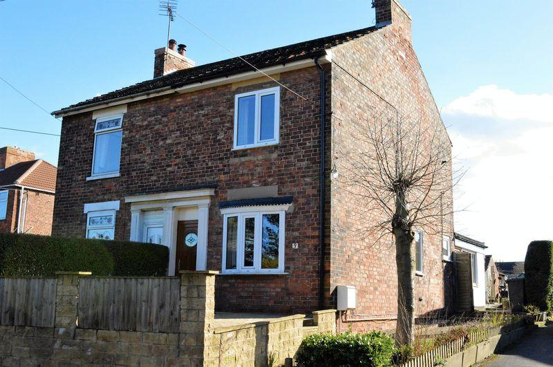3 Bedrooms Semi Detached House for sale in Ermine Street, Broughton