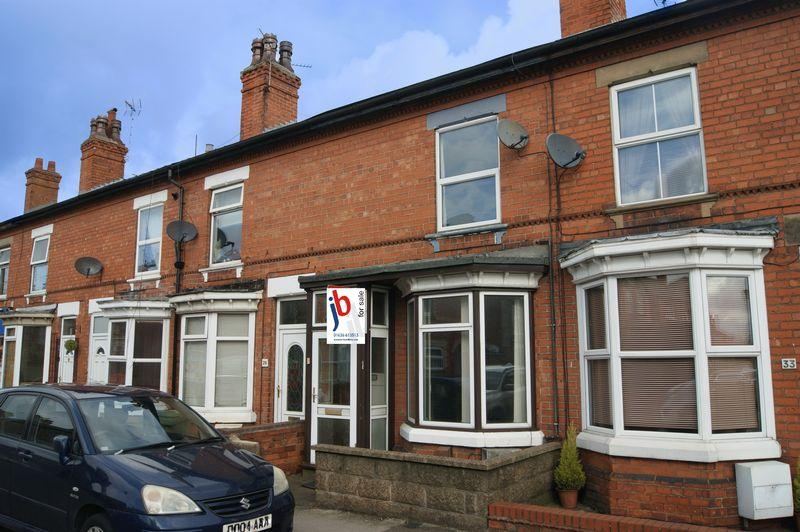 3 Bedrooms Terraced House for sale in Sleaford Road, Newark