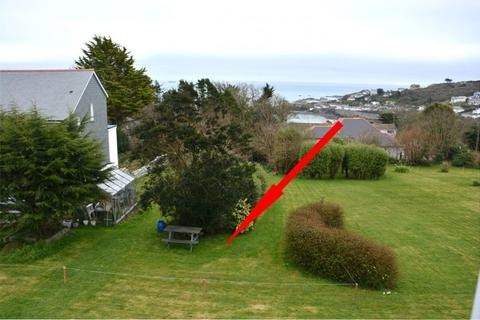 Plot for sale - BUILDING PLOT AT THORNHILL, COVERACK, TR12