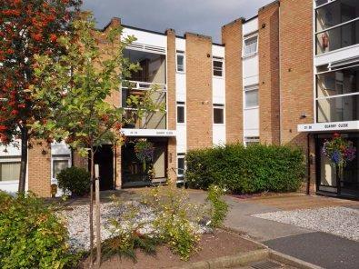 2 Bedrooms Apartment Flat for sale in Quarry Close, Handbridge, Chester, CH4