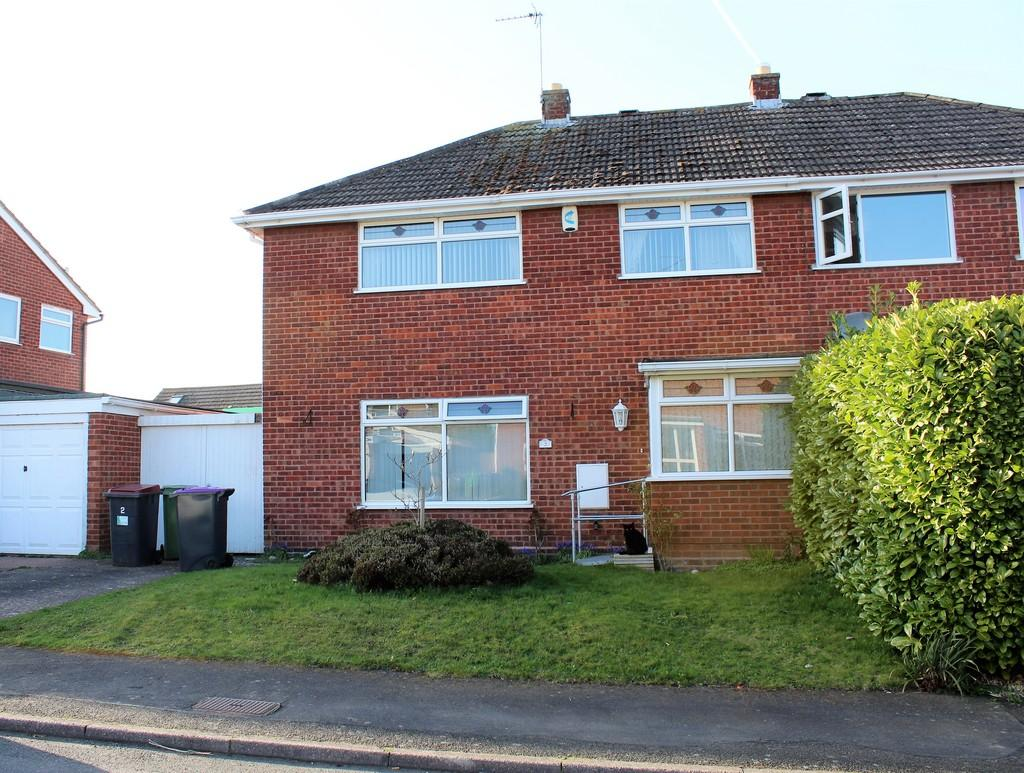 3 Bedrooms Semi Detached House for sale in 2 Moorland Road, 2 Moorland Road